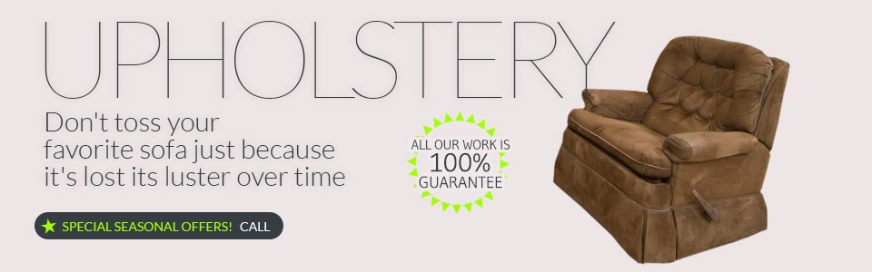 Upholstery Cleaning in Baltimore