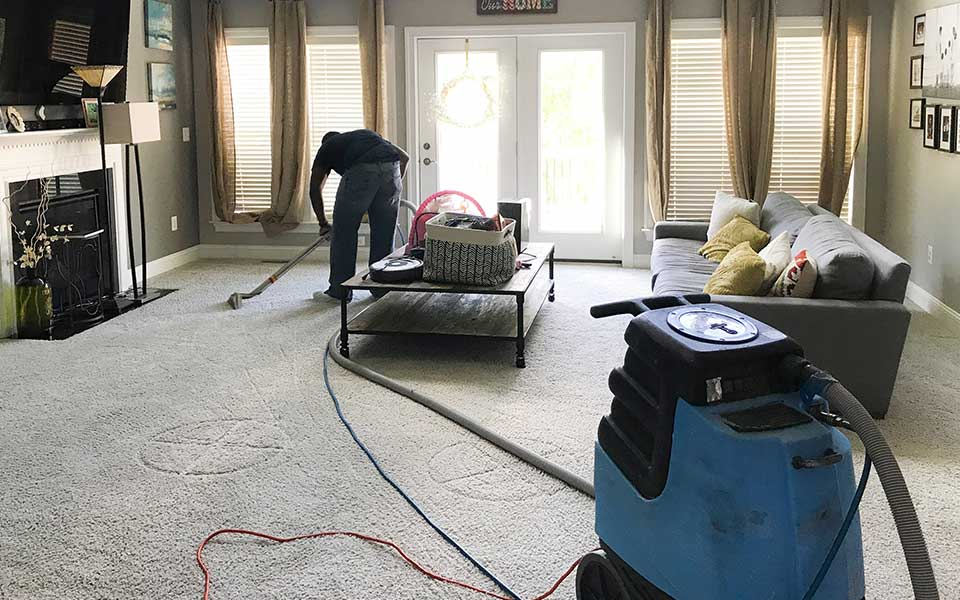 Carpet Cleaning Services Baltimore