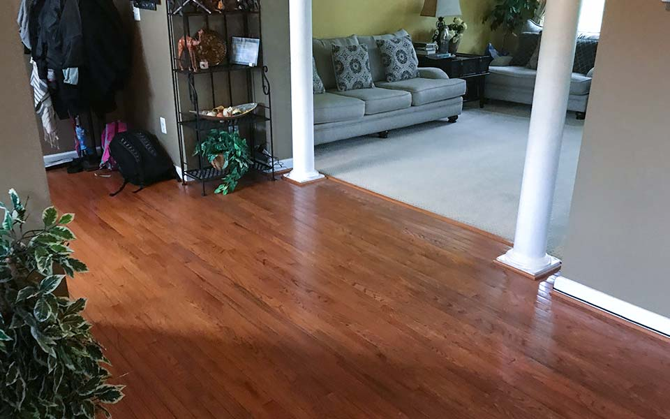 Wood Floor Cleaning and Refinishing Services